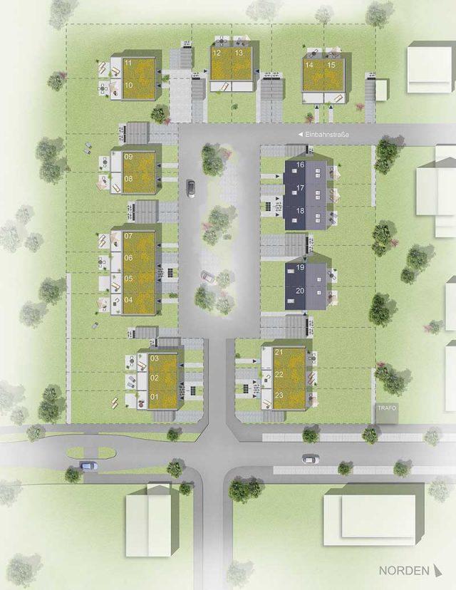 Lageplan Hof1 Wolfsburg Quartier3